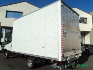 Jasira furgoni in alluminio